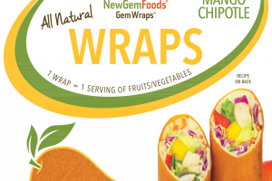MANGO CHIPOTLE SANDWICH GEM WRAPS