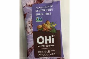 DOUBLE + REISHI CHOCOLATE SUPERFOOD BAR