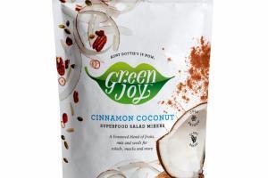 CINNAMON COCONUT SUPERFOOD SALAD MIXERS