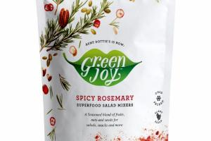 SPICY ROSEMARY SUPERFOOD SALAD MIXERS