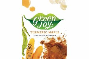 TURMERIC MAPLE SUPERFOOD DRESSING
