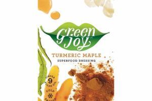 TURMERIC MAPLE SUPERFOOD DRESSING