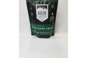 OAK CHOCOLATE HONEY MEDIUM ROAST BASECAMP BLEND COFFEE