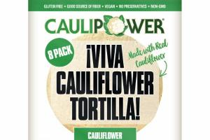 CAULIFLOWER TORTILLA