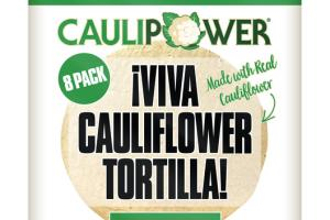 VIVA CAULIFLOWER TORTILLA