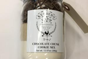 Chocolate Chunk Cookies Mix