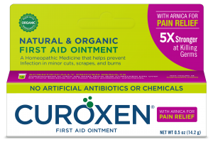 Natural & Organic First Aid Ointment With Arnica For Pain Relief