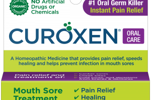 Oral Care Mouth Sore Treatment