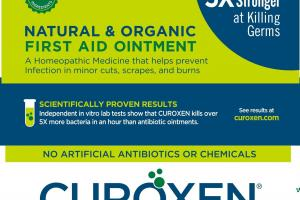 Natural & Organic First Aid Ointment