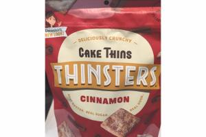 CAKE THINS CINNAMON