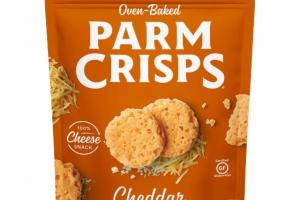 CHEDDAR OVEN-BAKED 100% CHEESE SNACK