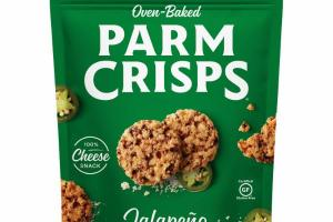 JALAPENO OVEN-BAKED 100% CHEESE SNACK