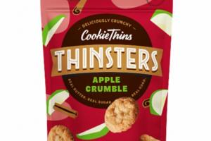 APPLE CRUMBLE COOKIE THINS