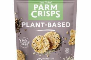 CRACKED-BLACK PEPPER PLANT-BASED DAIRY FREE CHEESE SNACK