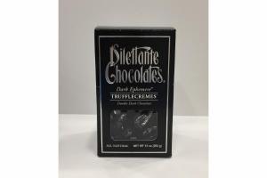 DOUBLE DARK CHOCOLATE TRUFFLECREMES