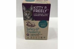 CATS URINARY TRACT SUPPORT PROBIOTIC, TURKEY & CRANBERRY