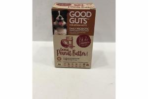 COCONUT PEANUT BUTTER DAILY PROBIOTIC SUPPLEMENT FIDO FOR MEDIUM MUTTS