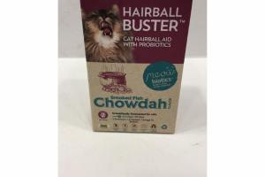 SMOKED FISH CHOWDAH CAT HAIRBALL AID WITH PROBIOTICS