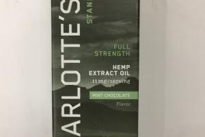 Hemp Extract Oil Dietary Supplement