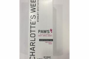 PAWS HEMP EXTRACT OIL FOR ADULT DOGS