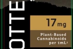 PLANT-BASED CANNABINOIDS 17 MG HEMP EXTRACT DIETARY SUPPLEMENT, OLIVE OIL