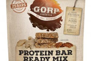 Ginger Snap & Apple Protein Bar Ready Mix