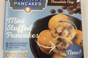 Mini Stuffed Pancakes