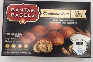 Mini Stuffed Bagels
