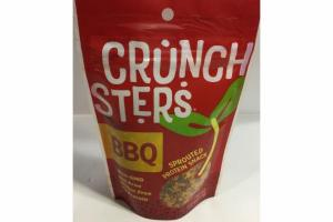BBQ SPROUTED PROTEIN SNACK