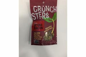 VEGAN BEYOND BACON SPROUTED PROTEIN SNACK