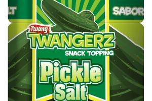 PICKLE SALT SNACK TOPPING
