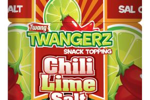 CHILI LIME SALT SNACK TOPPING