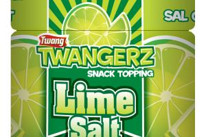 LIME SALT SNACK TOPPING