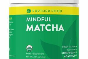 MINDFUL MATCHA GREEN TEA POWDER DIETARY SUPPLEMENT