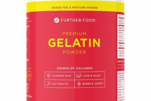 UNFLAVORED PREMIUM GELATIN POWDER DIETARY SUPPLEMENT