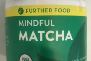 MINDFUL MATCHA GREEN TEA POWDER DIETARY SUPPLEMENT