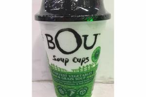 HARVEST VEGETABLES & GRAIN SOUP CUPS