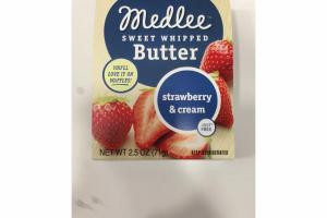 STRAWBERRY & CREAM SWEET WHIPPED BUTTER
