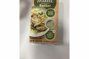 BASIL PESTO SEASONED BUTTER