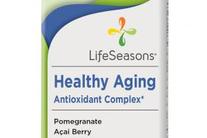Healthy Aging Antioxidant Complex Vegetarian Capsules Dietary Supplement