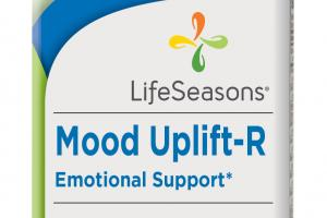 Mood Uplift-r Emotional Support Dietary Supplement Vegetarian Capsules