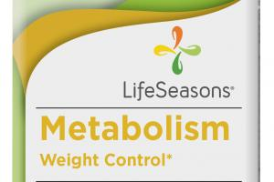 Metabolism Weight Control Dietary Supplement Vegetarian Capsules