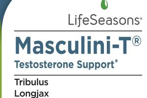 Masculini-t Testosterone Support Dietary Supplement Vegetarian Capsules