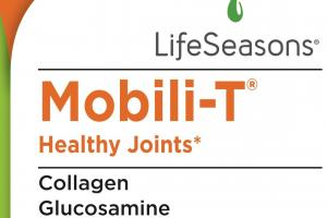 Mobili-t Healthy Joints Dietary Supplement Vegetarian Capsules