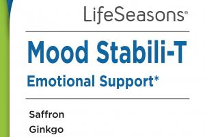 Mood Stabili-t Emotional Support Dietary Supplement Vegetarian Capsules