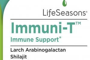 Immuni-t Immune Support Dietary Supplement Vegetarian Capsules