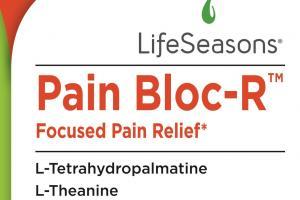 Pain Bloc-r Focused Pain Relief Dietary Supplement Vegetarian Capsules