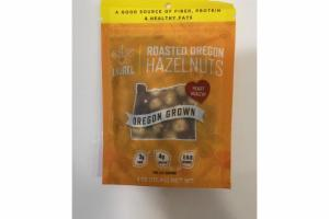 ROASTED OREGON HAZELNUTS