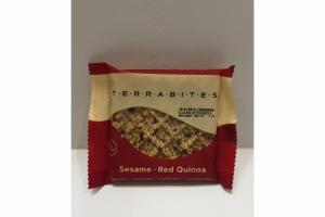 SESAME RED QUINOA BAR