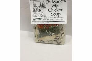 ST. MARIE'S WILD CHICKEN SOUP